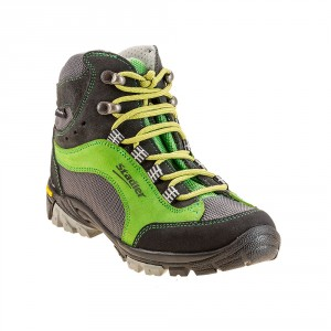 Stadler Schuhe Kid's Walker - Lupo (anthrazit-grün)