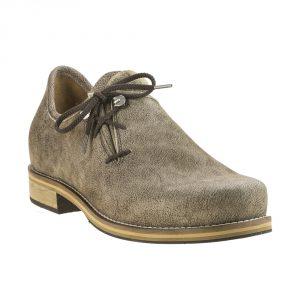 Stadler Schuhe - Trachtenschuhe - Hallstatt (braun)