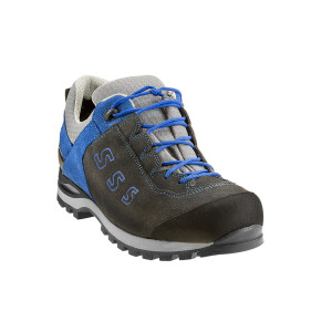 Stadler Schuhe Trekkingschuh Zell-Pro (anthrazit-kobalt)