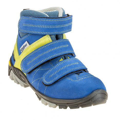 Stadler Schuhe Kid's Walker – Uderns Mid Junior (kobalt-apfel)