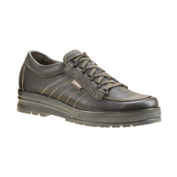Stadler Schuhe – Komfort Herren – Tramp (tabak)