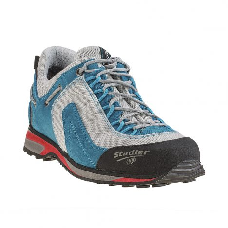 Stadler Schuhe – Outdoor – Ramsau (grau-cyan)