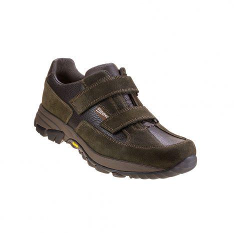 Stadler Schuhe Herren Komfort – Aldrans (mocca-schwarz)