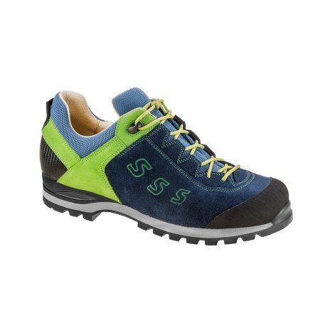 Stadler Schuhe Trekkingschuh Zell-Pro (blau-grün)