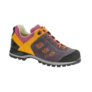 Stadler Schuhe Trekkingschuh Zell-Pro (lila-orange)