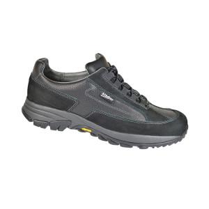 Stadler Schuhe Komfort-Herren Walker - Brixen (schwarz)