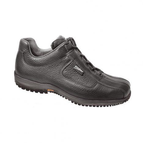 Stadler Schuhe Komfort-Herren Walker – Wattens (schwarz)