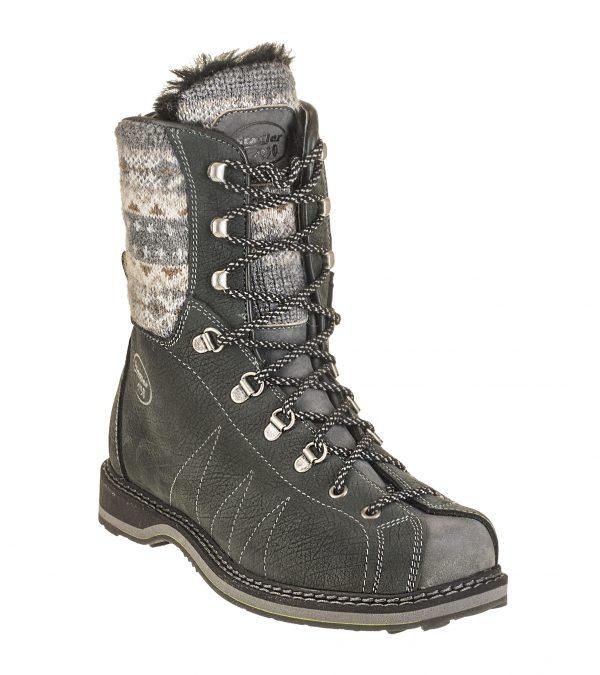 Stadler Schuhe – Winterschuhe – Hochfilzen (granit)