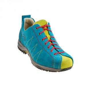 Stadler Schuhe Komfort-Herren Walker - Innsbruck (cyan)