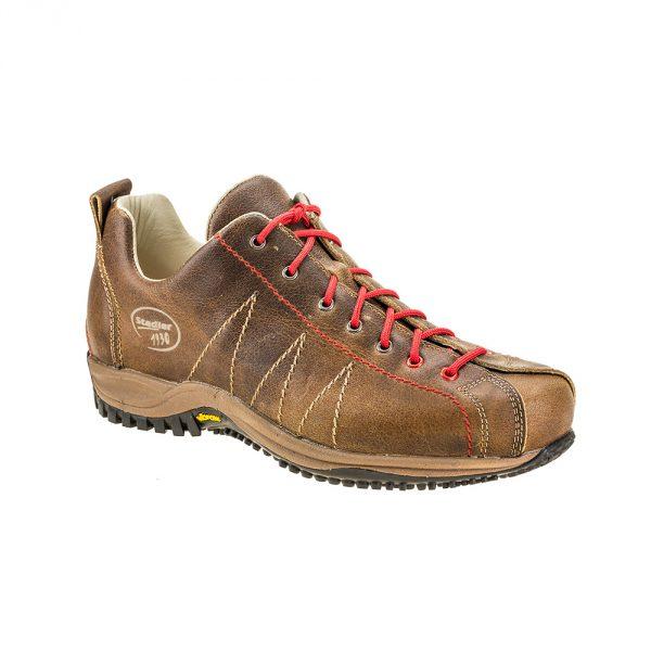 Stadler Schuhe Komfort-Herren Walker – Innsbruck (nuss)