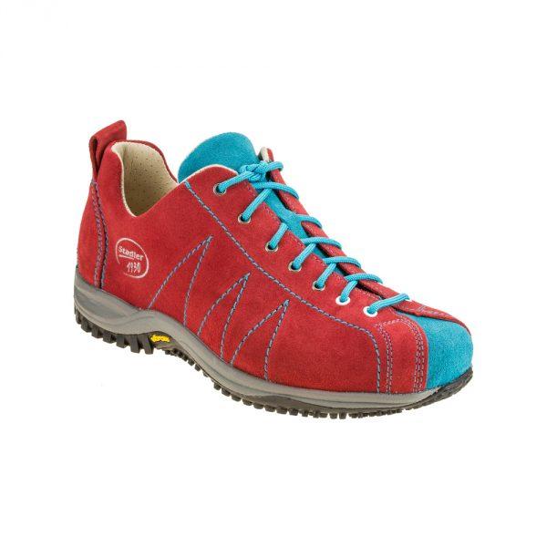 Stadler Schuhe Komfort-Herren Walker – Innsbruck (rot)
