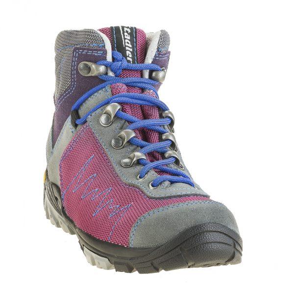 Stadler Schuhe Kid's Walker – Zell Mid Junior Air (magenta)