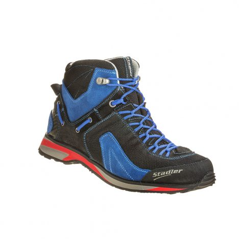 Stadler Schuhe Outdoor Walker – Ramsau (schwarz-kobalt)