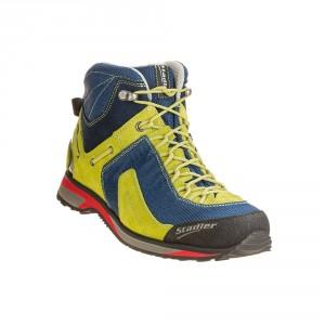 Stadler Schuhe Outdoor Walker - Ramsau (denim-apfel)