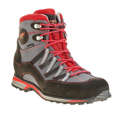 Stadler Schuhe – Wandern – Pendling (anthrazit-rot)