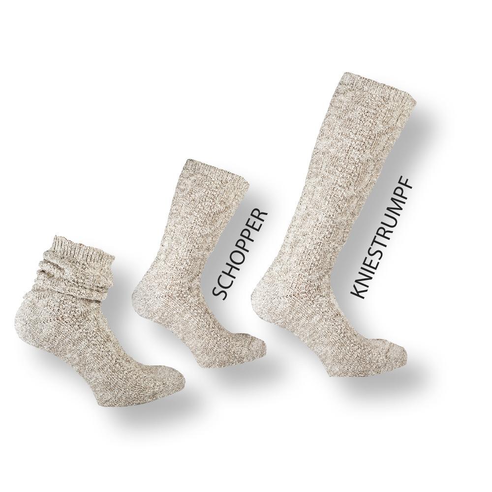 Trachten-Socken / Strümpfe