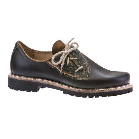 Stadler Schuhe Haferlschuh Ischl II (schwarz)
