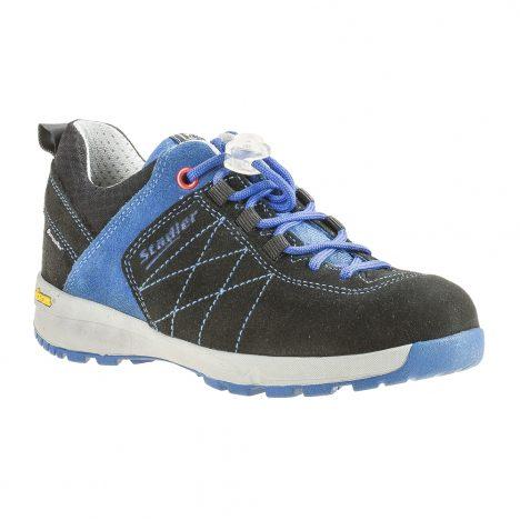 Stadler Schuhe Kid's Walker – Zell Junior (nero-kobalt)