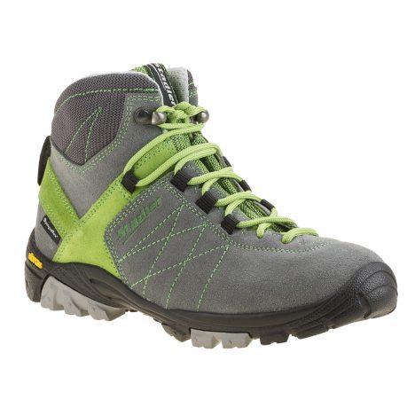 Stadler Schuhe Kid's Walker – Zell Mid Junior (granit-grün)