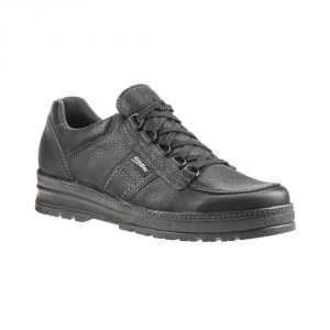 Stadler Schuhe - Komfort Herren - Monza (schwarz)