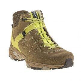 Stadler Schuhe Walking Lederfutter (blau gelb) – Stadler
