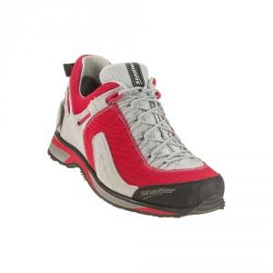 Stadler Schuhe Outdoor Walker - Ramsau (rot-grau)
