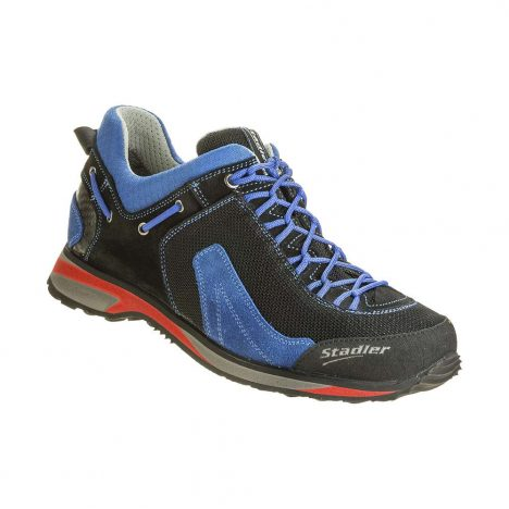 Stadler Schuhe Outdoor Walker - Ramsau (schwarz-kobalt)