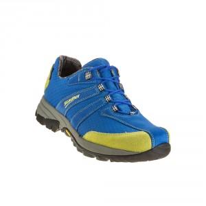 Stadler Schuhe Outdoor Walker - Walking (kobalt-apfel)
