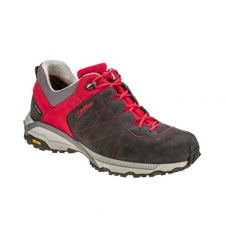 Stadler Schuhe Outdoor Walker – Zell (anthrazit-rot)