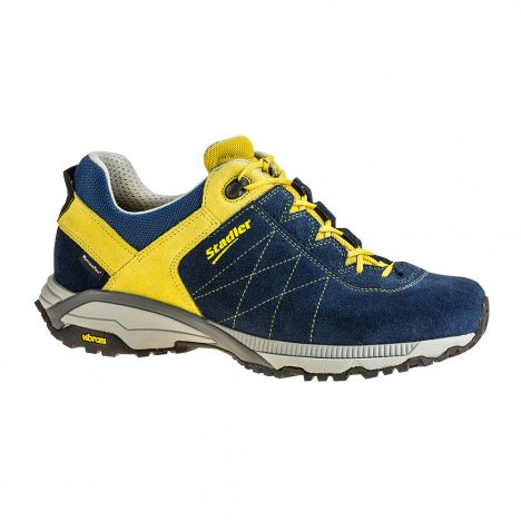 Stadler Schuhe outdoor_walker_zell_blau-gelb