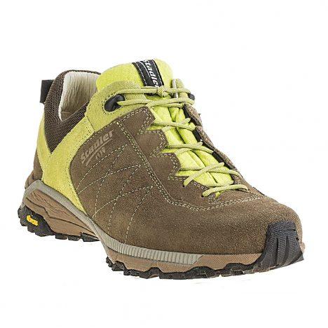 Stadler Schuhe – Outdoor – Zell (taupe-apfel)