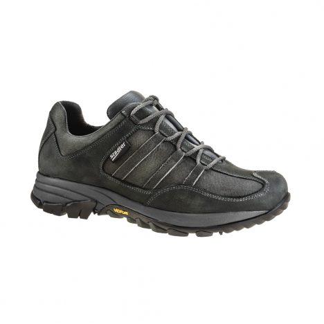Stadler Schuhe Komfort-Herren Walker (nero-granit)