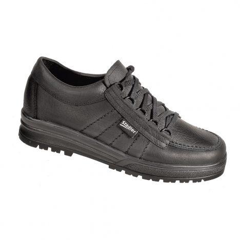 Stadler Schuhe Komfort-Herren Walker Tramp (granit)