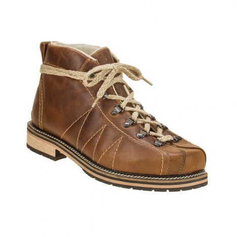Stadler Schuhe – Trachtenschuhe – Jochberg (nuss)