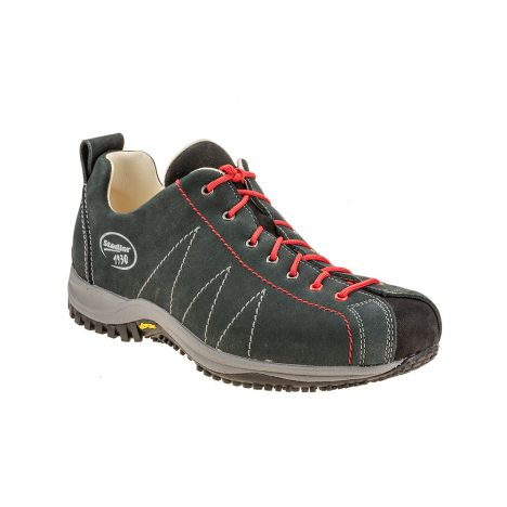 Stadler Schuhe Komfort-Herren Walker - Innsbruck (graublau)