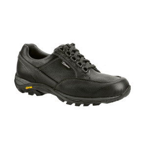Stadler Schuhe Komfort-Herren Walker - Stans (schwarz)