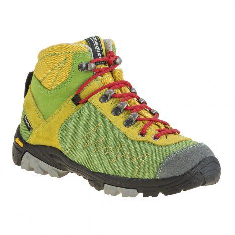 Stadler Schuhe Kid's Walker – Zell Mid Junior Air (grün)