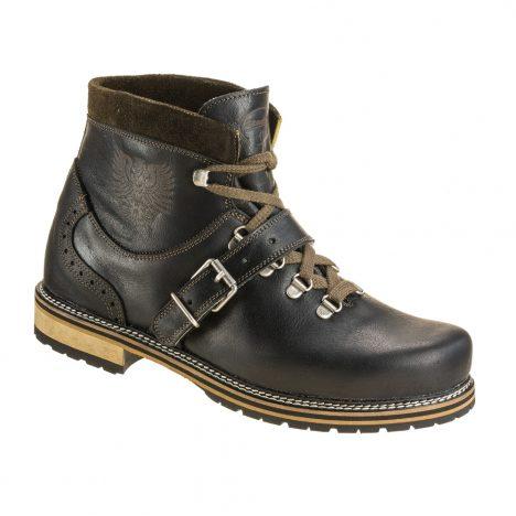 Stadler Schuhe - Trachtenschuhe - Alberta (schwarz)