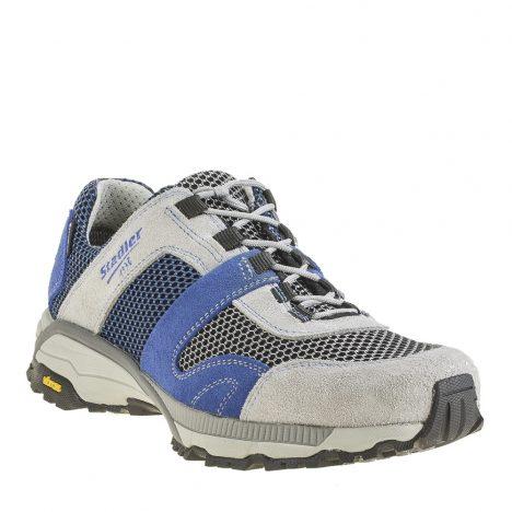 Stadler Schuhe – Outdoor – Westendorf (silber-blau)